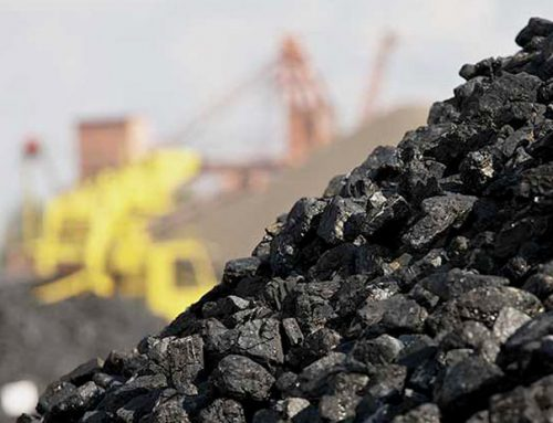 Commercial coal mining in India